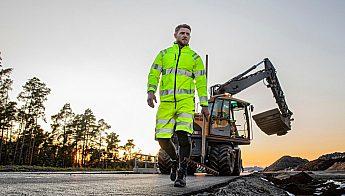 Man duurzame werkkleding telva infra